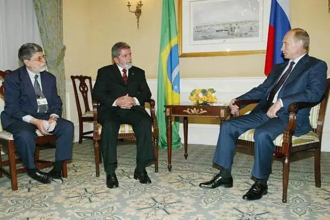 Planalto pressiona e encontro de Lula com embaixador russo é cancelado