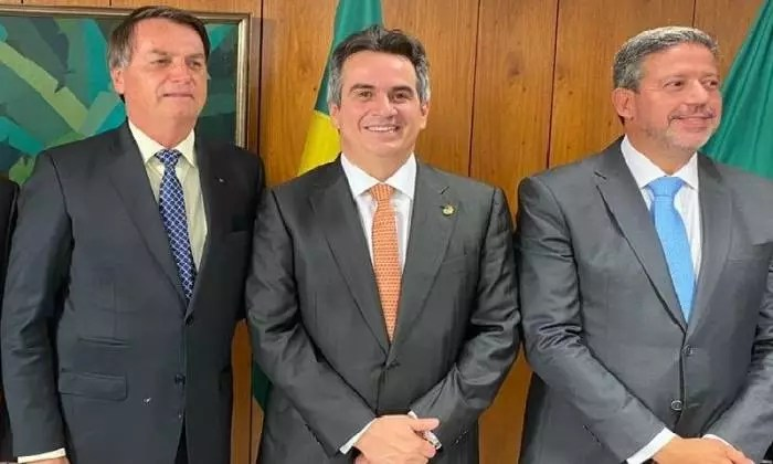 Ciro Nogueira, novo ministro de Bolsonaro, omitiu três empresas à TSE.