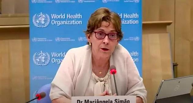 OMS: Só a vacina não vai tirar o Brasil da pandemia.