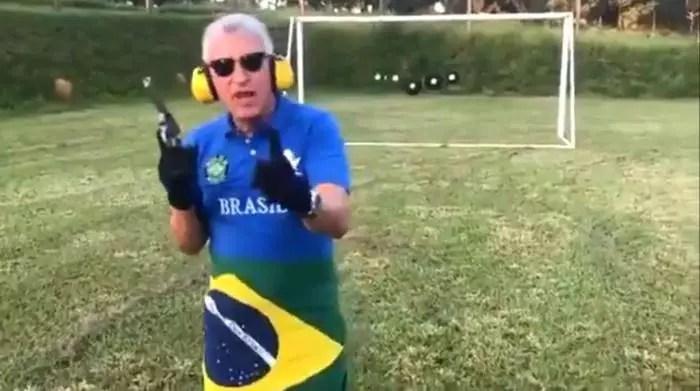 COMOVEU? Promotora rejeita queixa-crime e diz que homem se comoveu com polarização do país, ao ameaçar Lula.