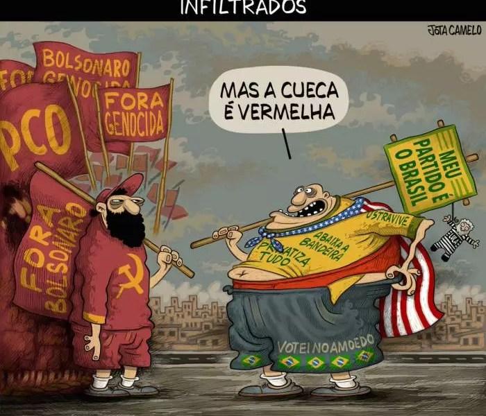 """Abraçar neoliberais que se dizem """"oposição"""" do Bolsonaro é um erro absurdo da esquerda"""