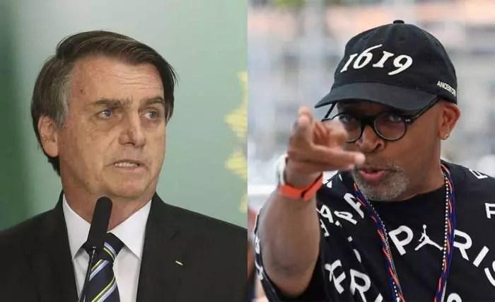 Bolsonaro corta acesso do ator e cineasta Spike Lee à Lei Rouanet