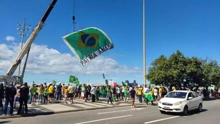 O Fiasco na manifestação do voto impresso e a falsa polêmica de Bolsonaro