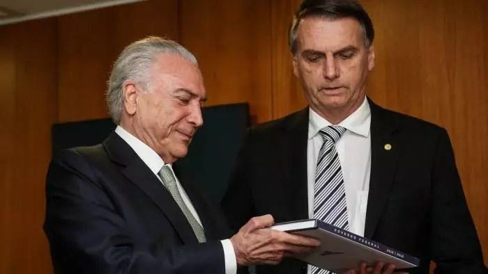 O suposto combate à corrupção no Brasil produziu dois golpes e levou ao poder dois corruptos