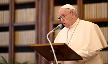 COMMENTO ALL'ANGELUS DI PAPA FRANCESCO