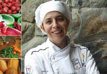 Soledad Vilches Mancilla, Chef Restaurant La Ollita en Puerto Varas
