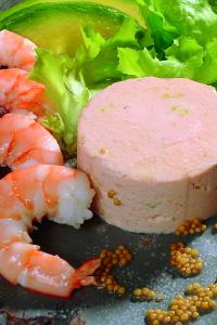 Mousse de salmon