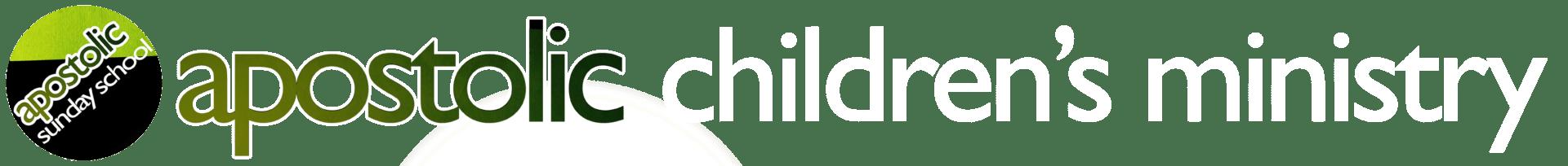 Sunday School Object Lessons – Apostolic Childrens Ministry