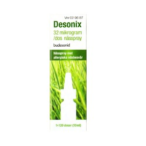 Desonix 32 µg/dos 120 doser