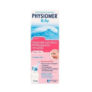 PHYSIOMER Baby Mist Nässpray 115 ml