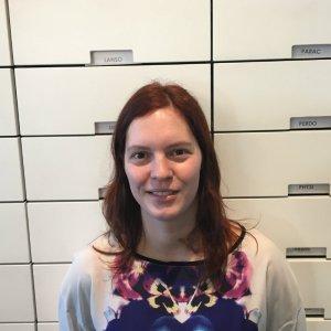 Apotheekassistente Valerie Bosmans