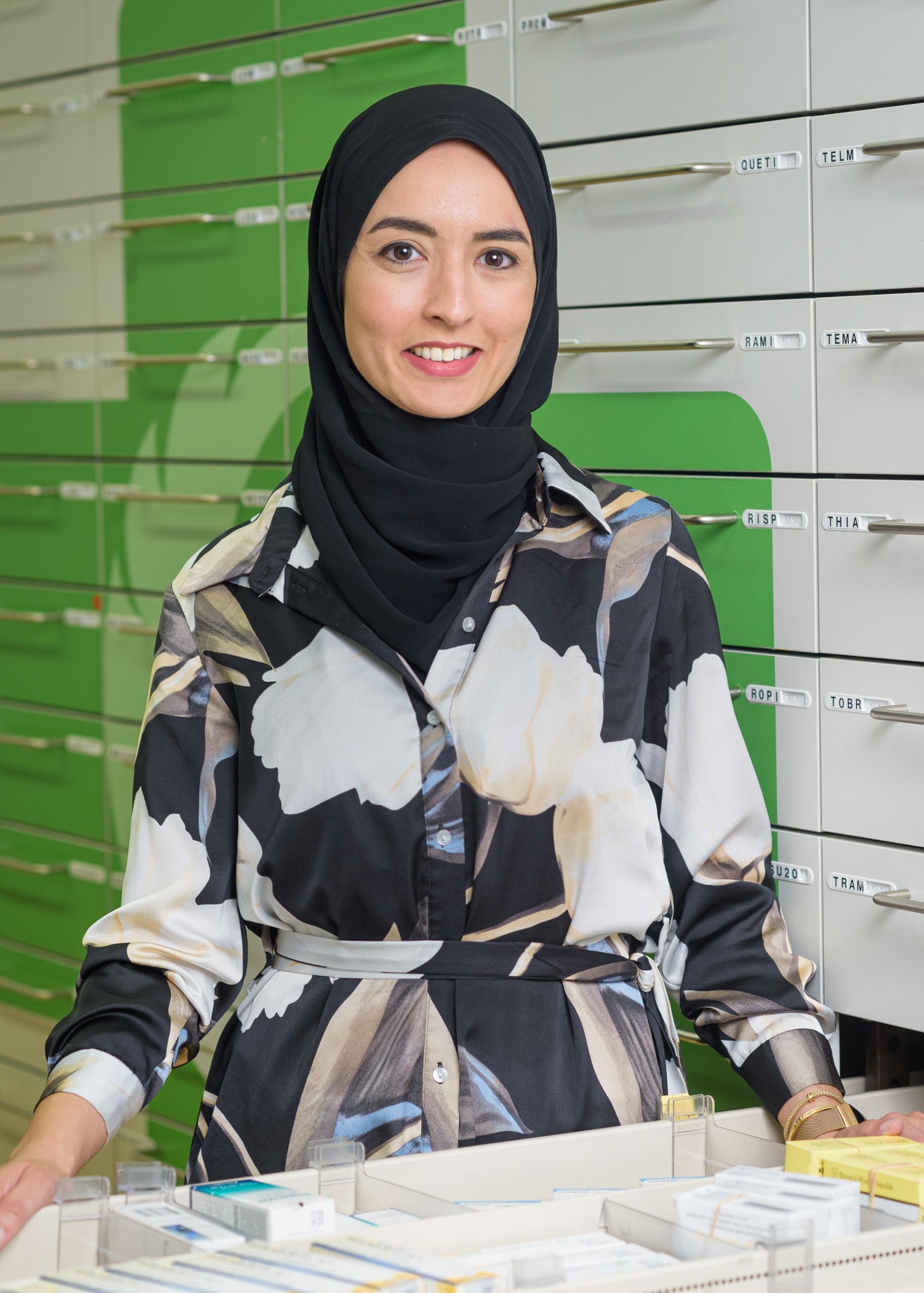 Jamila Abou - BENU Apotheek Burgemeesterwijk