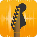 Learn to play guitar with Android app Riff Maestro