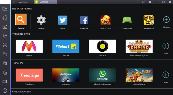 Bluestacks APK Download