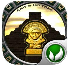 Secret of Lost Pyramid Icon