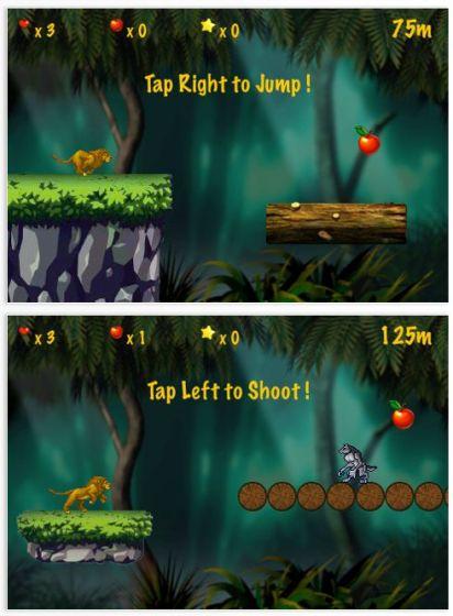 Screenshot JungleRunner