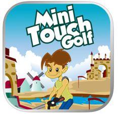 Mini Touch Golf Icon