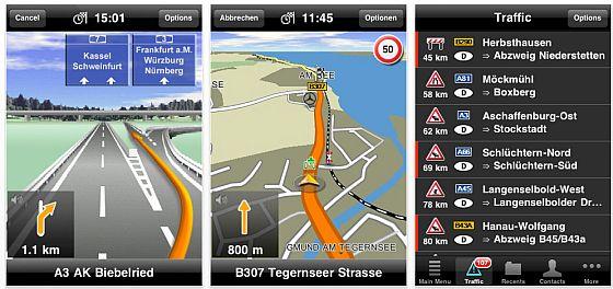 Bestandskunden erhalten die Navigationssoftware Navigon EU 10 kostenlos, Neukunden müssen aktuell 74,99 Euro dafür bezahlen.