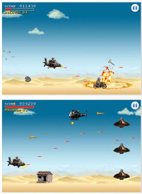 Screenshot Apache Killer 2 für iPhone und iPod Touch