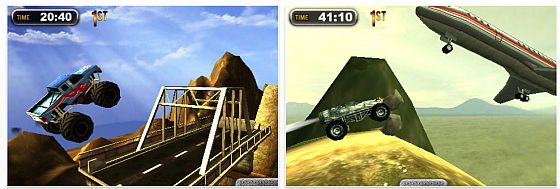 Monster Trucks Nitro 2 Screenshot für iPhone und iPod Touch