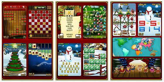 Sanbtas Christmas Village Screenshot