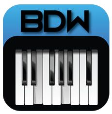 Piano Free with Songs Icon