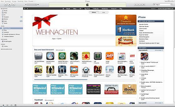 iTunes_Weihnachten