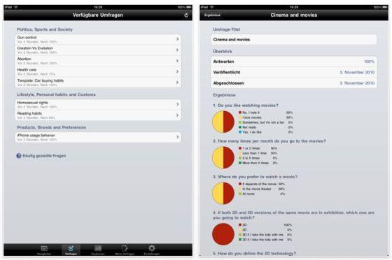 NPolls Screenshot