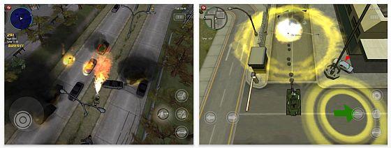 GTA: Chinatown Wars für das iPad Screenshots