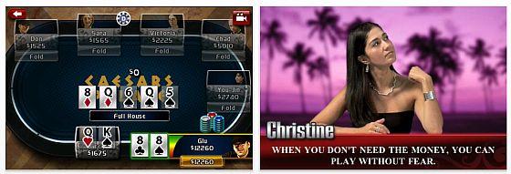 World Series of Poker Screenshot
