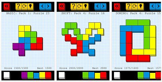 iCut Deluxe Puzzle-App für iPhone, iPod Touch und iPad