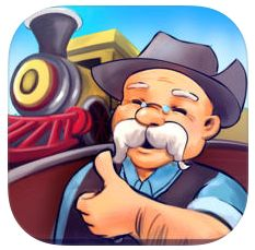 Train Conductor App Icon