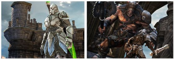 Infinity Blade - iPhone und iPad Spiel von Chair Entertainment Group - Artwork