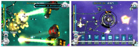 Space Station Frontier für iPhone und iPod Touch Screenshot