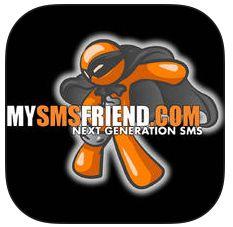 mySMSfriend Icon