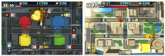 Car Mania für iPhone und iPod Touch Screenshot