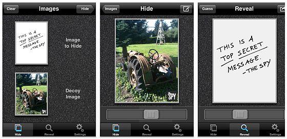 Spy Pix Screenshot