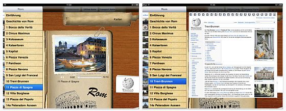 Rom City Guide von Giracitta