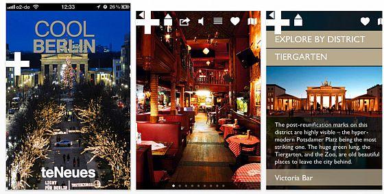Cool Berlin Universal App