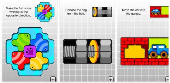 Sliding Tiles Screenshot