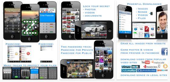 iSafePlay Screenshots