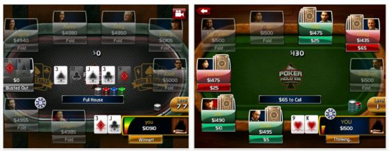 Poker: Hold Em Championship Screenshots