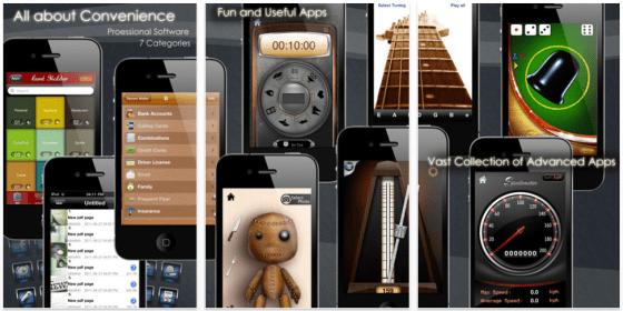 App Toolkit 100-in1 Screenshots