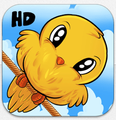 Jump Birdie Jump HD Icon