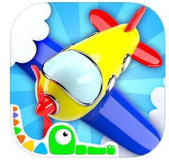 Build and Play 3D - Planes Icon