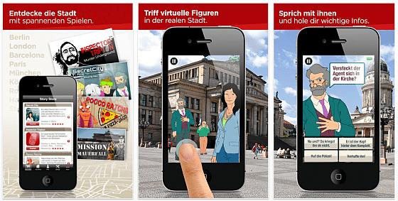 tripventure App Screenshots