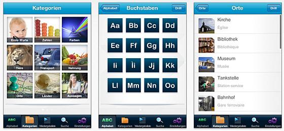 Easy Lang Sprachkurse für iPhone und iPod Touch