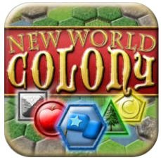 Strategiespiel New World Colony für iPhone, iPod Touch und iPad kurzzeitig gratis