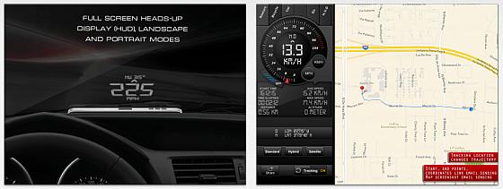 Speedometer + G12 Screenshots
