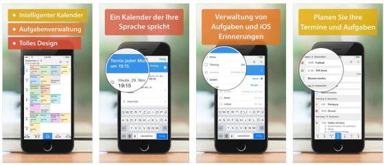 Calendars 5 ist die Nachfolge-App von Calendars+. Die Kalender-App  lässt sich als mobile Version des Google-Kalenders nutzen, kann aber auch auch als Alleinlösung überzeugen.